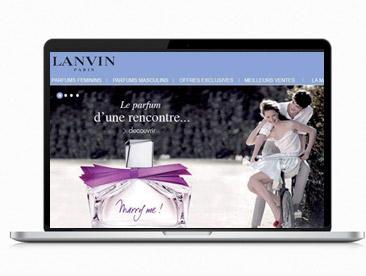 v-webdesign-lanvin